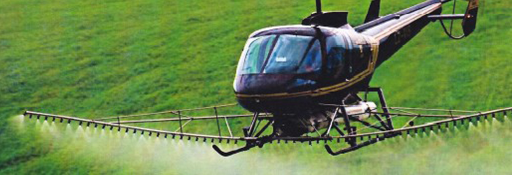 Helicopter Agriculture Spray Systems
